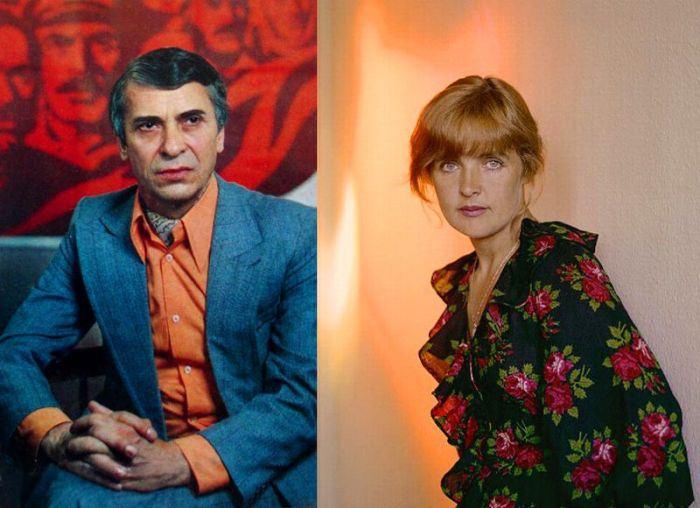 У Константина Петровича был счастливый брак с актрисой Адой Роговцевой, продлившийся без малого 50 лет.