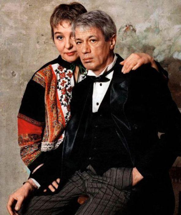 Шуранова и Хочинский были одним из удивительнейших и ярчайших театральных союзов.
