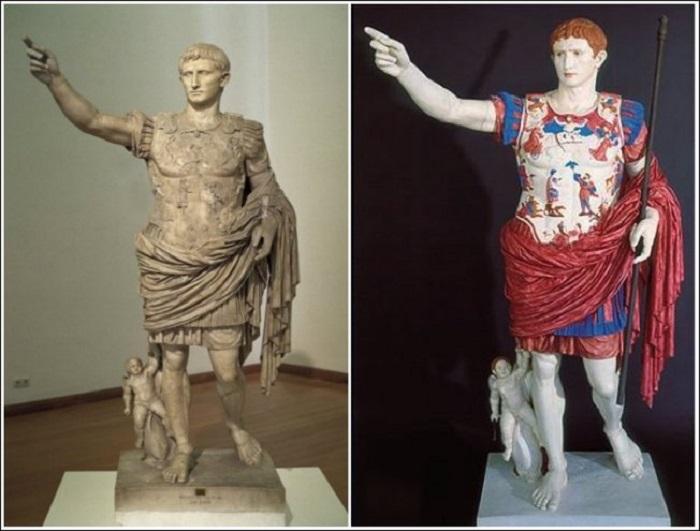 Внучатый племянник Гая Юлия Цезаря.