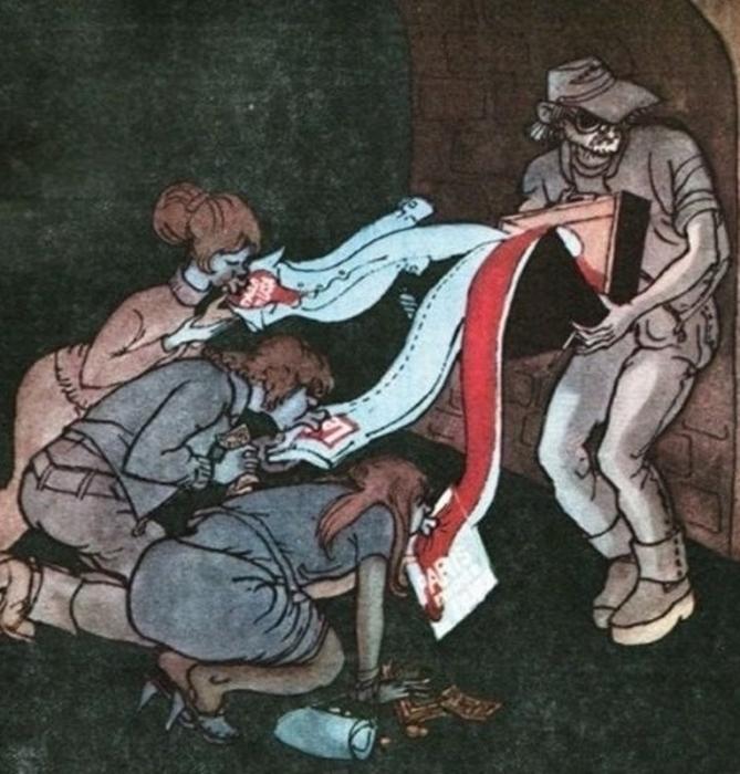 Фарцовщики разными путями добывали товары западного производства и продавали их советским гражданам.