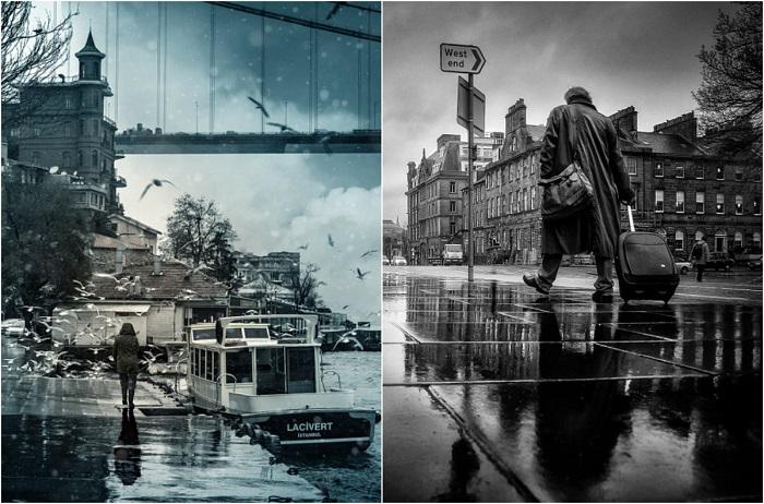 Работы фотографов, умеющих превращать банальные снимки iPhone в работы высочайшего качества.
