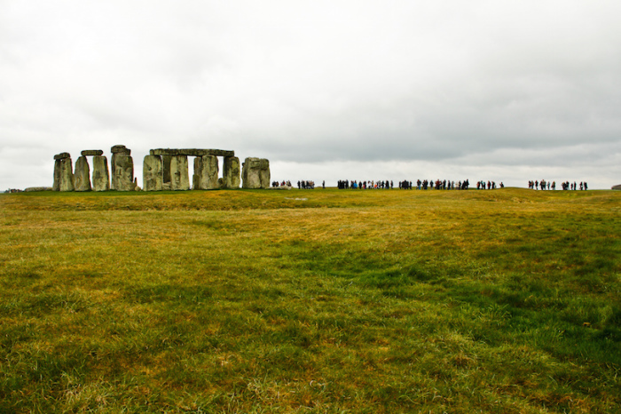 Каменная загадка в центре Европы.