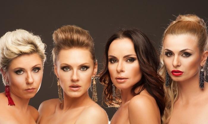 Российская женская поп-группа, существовавшая с 1997 по 2006 год, напоминает британскую женскую поп-группу «Spice Girls» («Спайс Гёрлз»). /Фото: starhit.ru