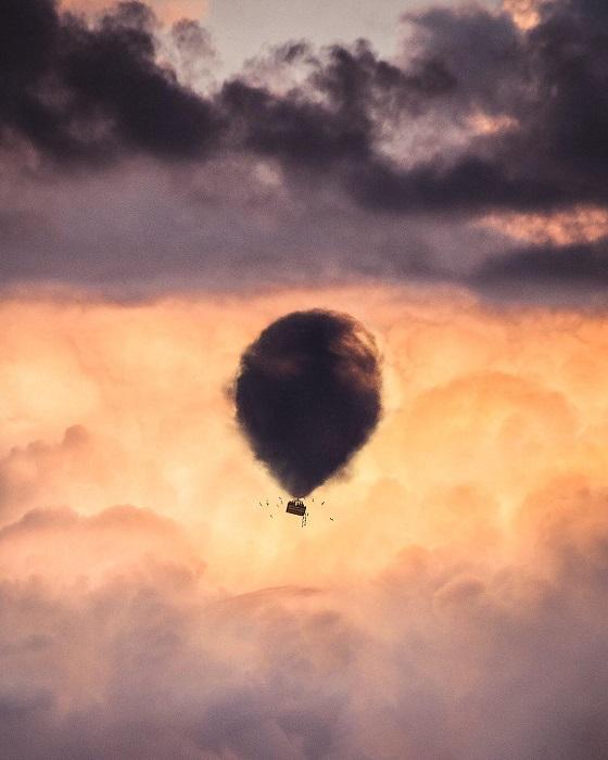 Покорить «пятый океан» на воздушном шаре не каждому под силу.