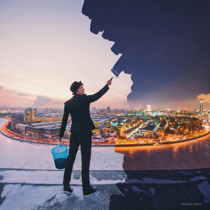Цифровой художник – человек меняющий реальность.