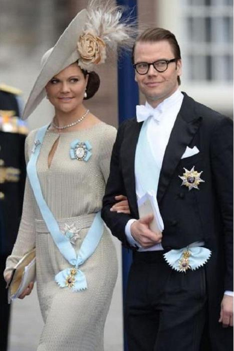 На бракосочетании Принца Гарри и Меган Маркл ожидают появления наследницы шведского престола - герцогини Вестерготландской.