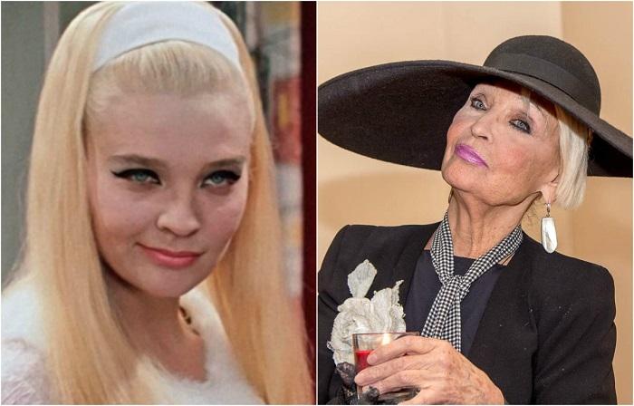 Российская актриса известна, прежде всего, своей ролью роковой соблазнительницы из комедийного фильма «Бриллиантовая рука».
