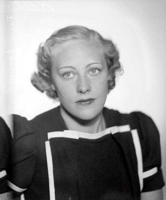 Портрет первой женщины-режиссера Карин Экелунд (Karin Ekelund).