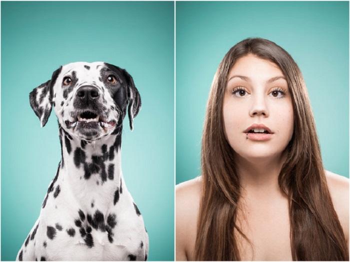 У Джей и Мали поразительно схожая внешность.