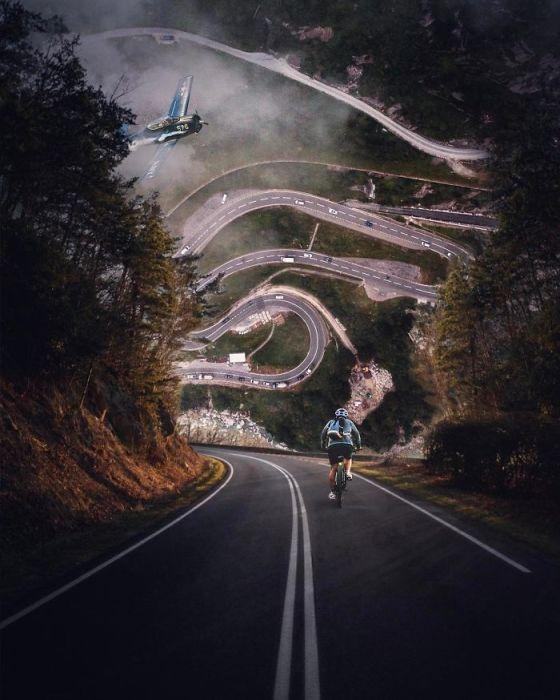 Цифровой художник Саид Афхамзаде (Saeed Afkhamzadeh) из Ирана с помощью Photoshop создает удивительные сюрреалистические картины.