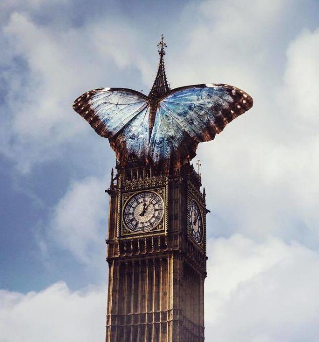 Такой крылатый гигант уж точно стал бы еще одной достопримечательностью Великобритании.