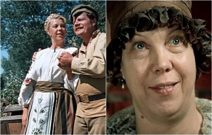 Советская и российская актриса театра и кино, народная артистка России, игравшая в основном комедийные и сатирические роли.