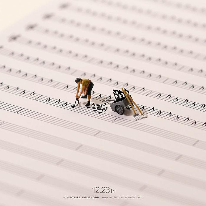 В поисках музыки.