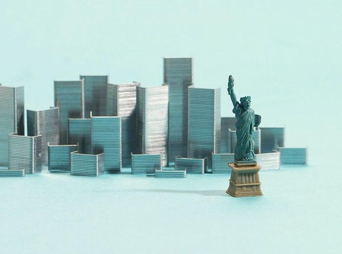 Главная достопримечательность Нью-Йорка и самый узнаваемый символ Америки.