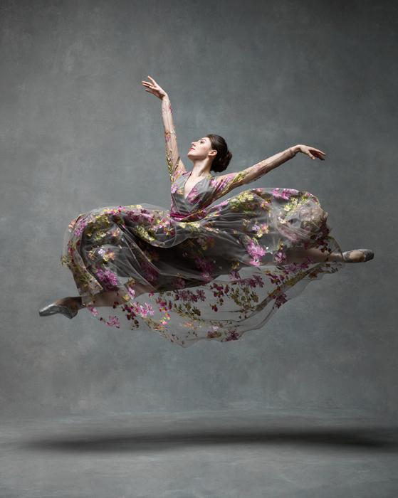 Главный танцор Нью - Йорк Сити Балет (New York City Ballet).