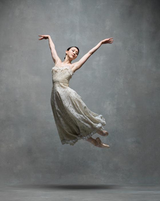 Главный танцор Американского театра балета (American Ballet Theatre).
