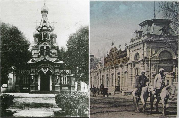 Ташкент - «звезда Востока, столица дружбы и тепла».