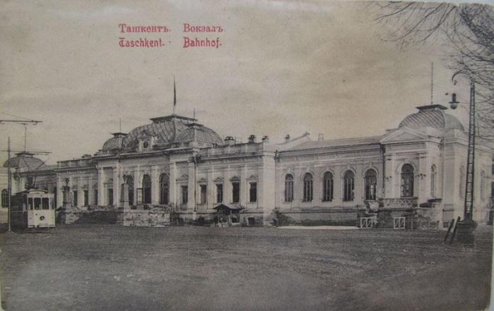 Был построен в 1899 году.