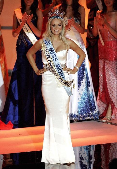 Чешская победительница конкурса красоты, завоевавшая титул «Мисс Мира» 2006 года, при этом она стала первой чешкой, выигравшей конкурс.