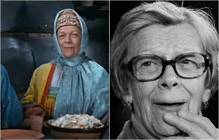 Талантливая актриса театра и кино, которая вопреки отсутствию профильного образования смогла стать известной и получить гордое звание народной артистки СССР.