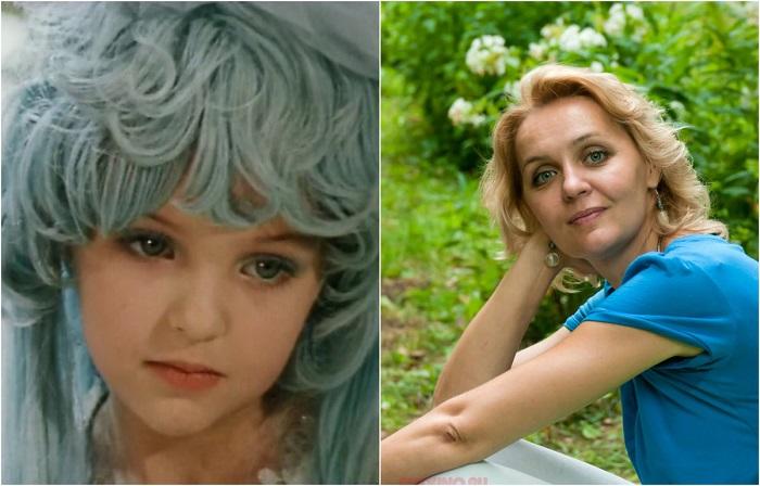 Единственная роль актрисы- Мальвина, но свет и слава этого образа не угасают до сих пор.