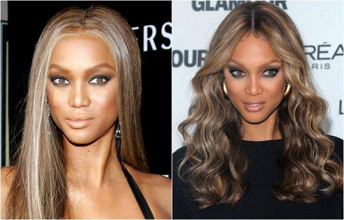 Темнокожая модель работает  ведущей на телевидении, снимается в кино, поет и выступает продюсером реалити-шоу.