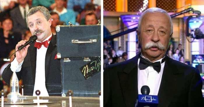 Бессменный ведущий телевизионной игры «Поле чудес» с ноября 1991 года.