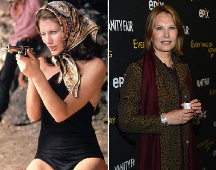 Шведская актриса, исполнившая роль девушки Джеймса Бонда в фильме «Человек с золотым пистолетом» 1974 года.
