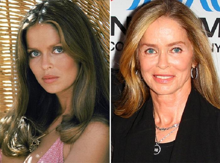 Американская актриса исполнившая роль девушки Джеймса Бонда в фильме «Шпион, который меня любил» 1977 года.