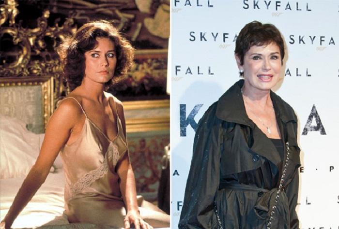 Французская актриса, исполнившая роль девушки Джеймса Бонда в ленте «Лунный гонщик» 1979 года.