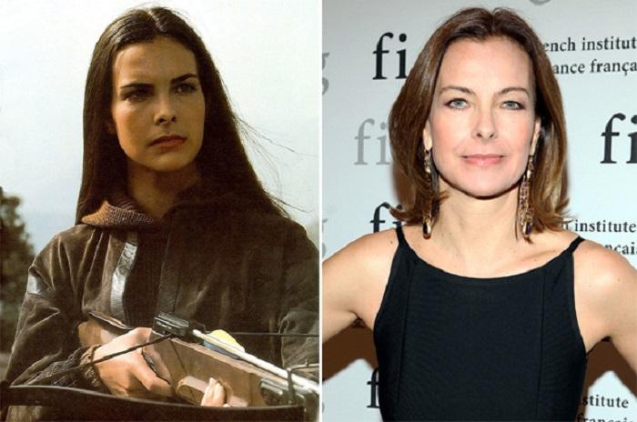 Французская актриса, сыгравшая роль Мелины Хэвлок в фильме «Только для твоих глаз» 1981 года.