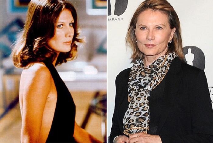 Шведская актриса, исполнившая роль таинственной девушки по кличке Осьминожка в фильме «Осьминожка» 1983 года.