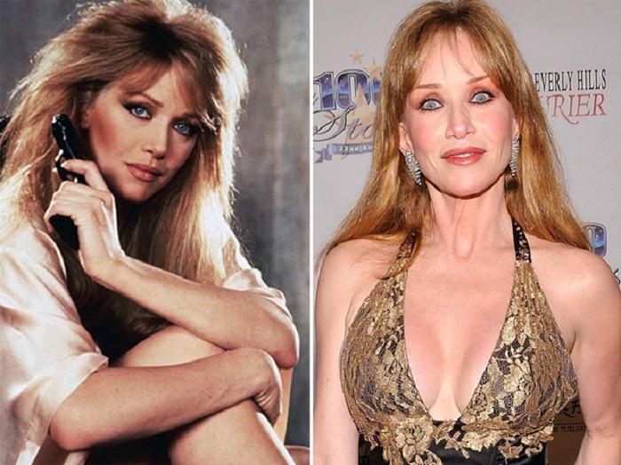 Американская актриса, сыгравшая роль девушки Бонда в фильме «Вид на убийство» 1985 года.
