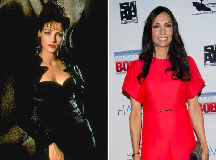 Нидерландская и американская актриса, сыграла роль противницы Джеймса Бонда в фильме «Золотой глаз» 1995 года.