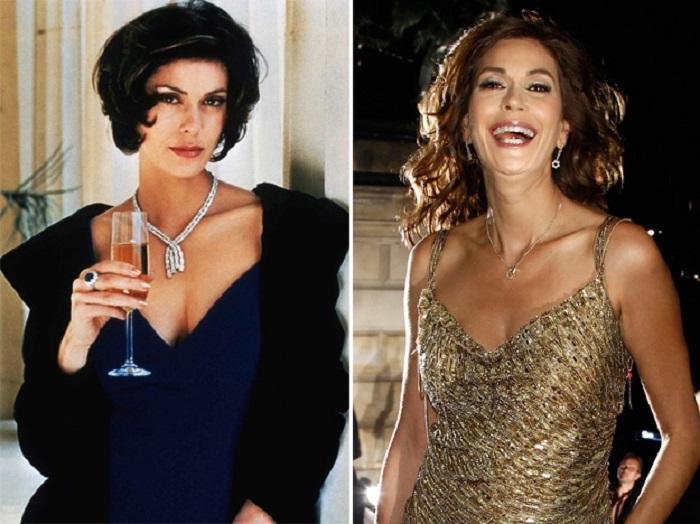 Американская актриса, известная как девушка Джеймса Бонда в блокбастере «Завтра не умрет никогда» 1997 года.