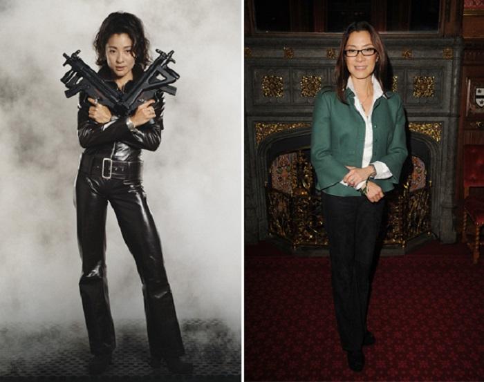 Малайзийская актриса, получила мировую известность благодаря роли в блокбастере «Завтра не умрет никогда» 1997 года.