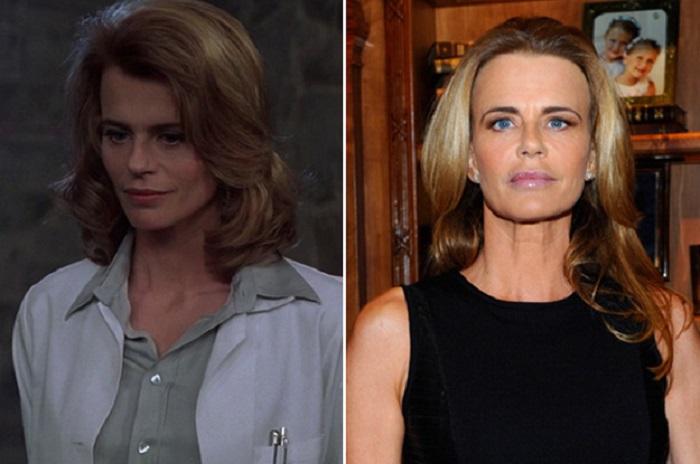 Британская актриса, снявшаяся в фильме «И целого мира мало» 1999 года.