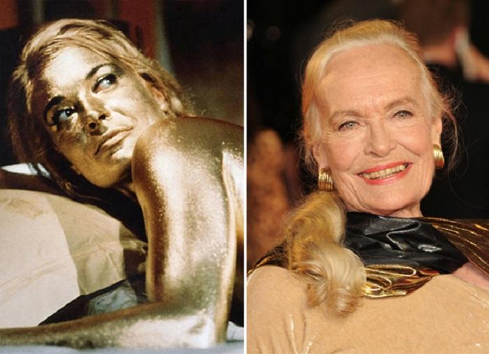 Ширли приобрела известность в третьем фильме «Голдфингер» 1964 год, из цикла о британском суперагенте Джеймсе Бонде, сыграв роль Джилл Мастерсон.