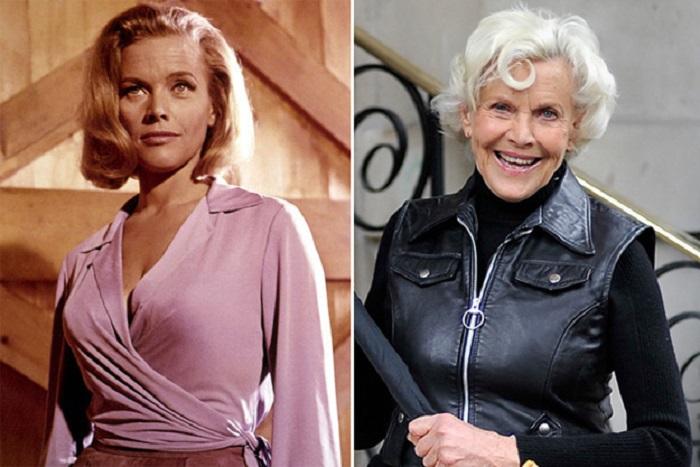 Британская актриса, сыгравшая роль Пусси Галор в фильме «Голдфингер» 1964 года.