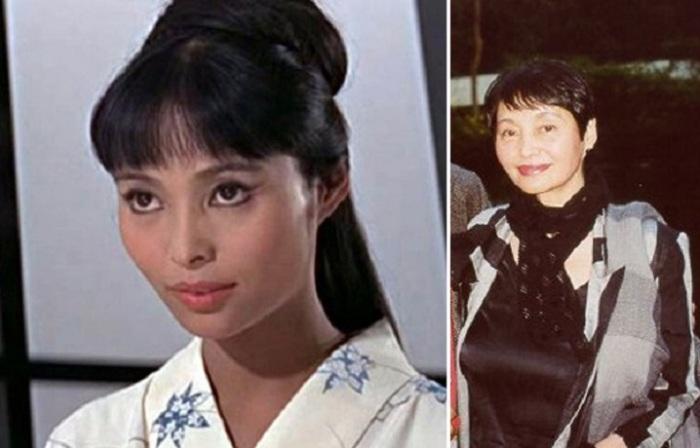 Японская киноактриса, исполнила свою «звездную» роль в пятой части «бондианы» «Живёшь только дважды» 1967 года.