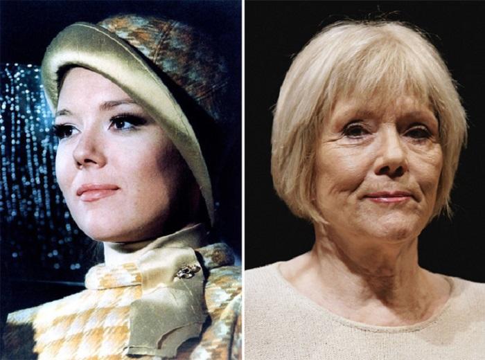 Английская актриса, сыгравшая Терезу в фильме «На секретной службе Её Величества» 1969 года.