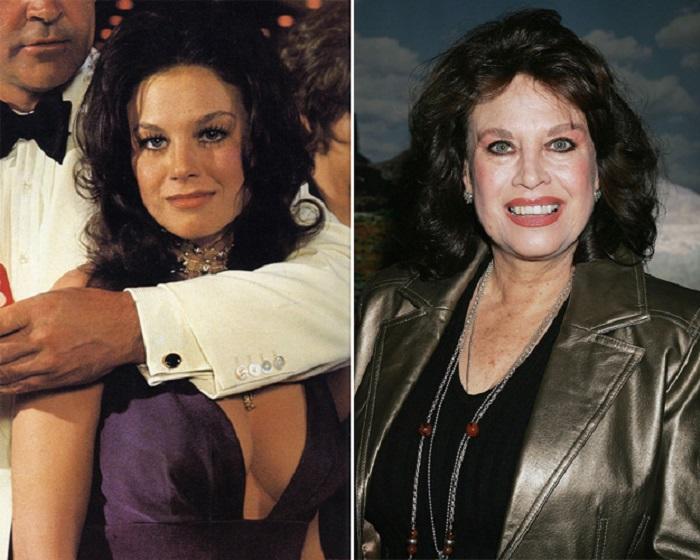 Американская актриса, сыгравшая роль девушки Джеймса Бонда в фильме «Бриллианты навсегда» 1971 года.