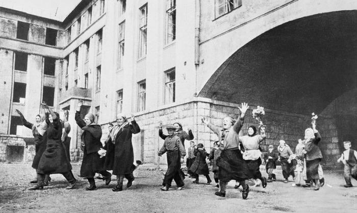 Брянск 2 года находился в оккупации у немцев.