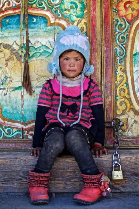 В уезде Даочэн, который расположен на высоте 3750 метров над уровнем моря, многие путешественники останавливаются на ночь, чтобы утром продолжить путешествие в городок Литанг.
