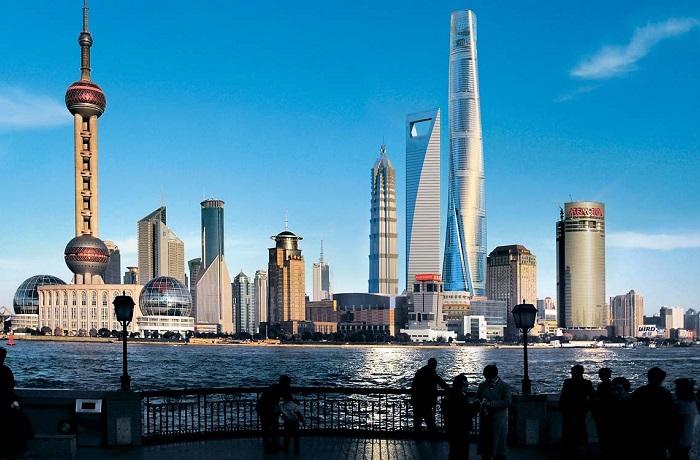 Город, который развивает европейскую культуру, и задает тон развития всему Китаю.