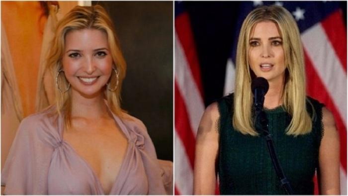 Дочь президента США с годами практически не изменилась и осталась такой же обворожительной.