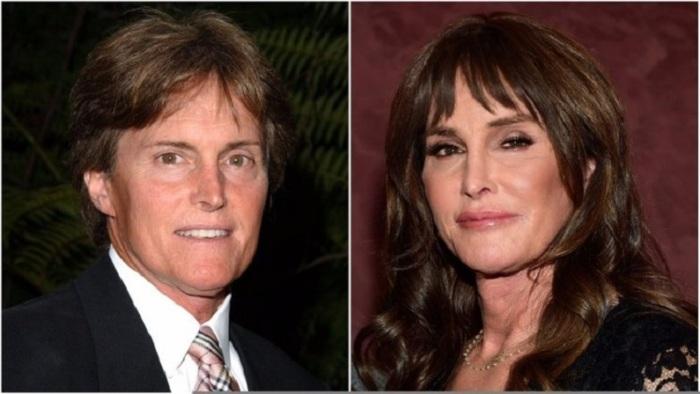 Одна из самых впечатляющих трансформаций - из мужчины в женщину.