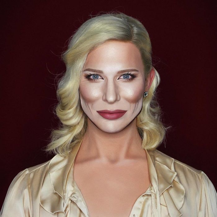 Австралийская актриса.