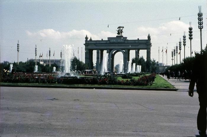 Второй по величине выставочный комплекс в Москве, который входит в 50 крупнейших выставочных центров мира.