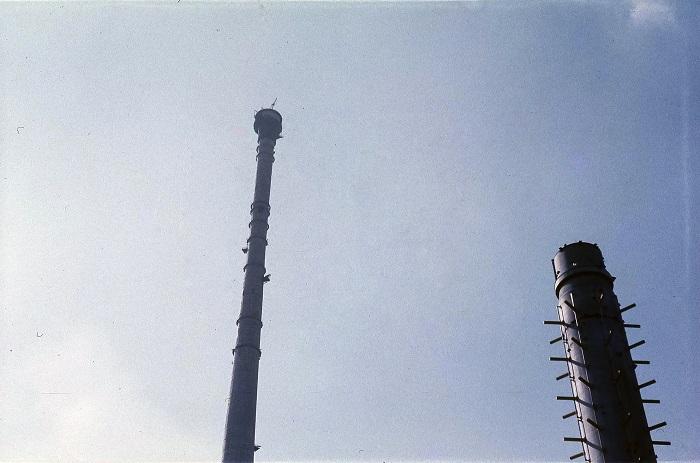 Останкинская телебашня является высочайшим сооружением в Европе и России, высотою 540,1 метров.